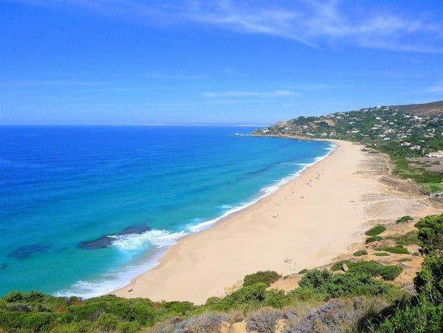 Playa de los Alemanes, Tarifa, Cádiz, Andalucía, playas que visitar en españa