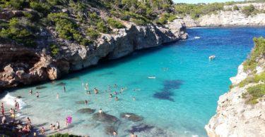 Calo des Moro, Mallorca
