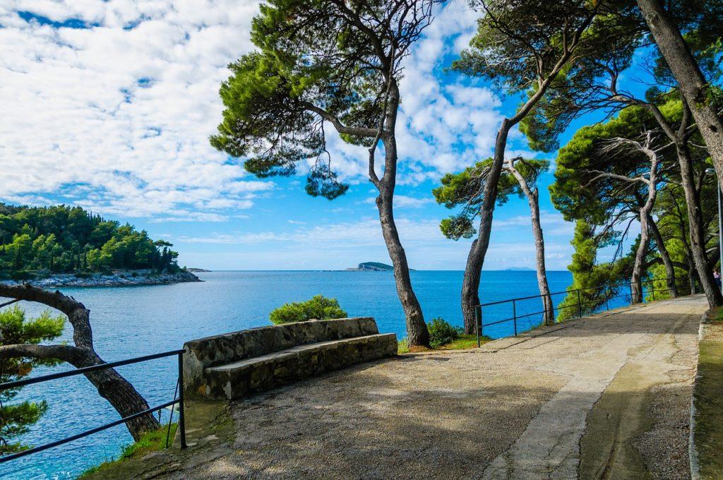 cavtat, croatia; uno de los paises europeos mas seguros para verano 2020