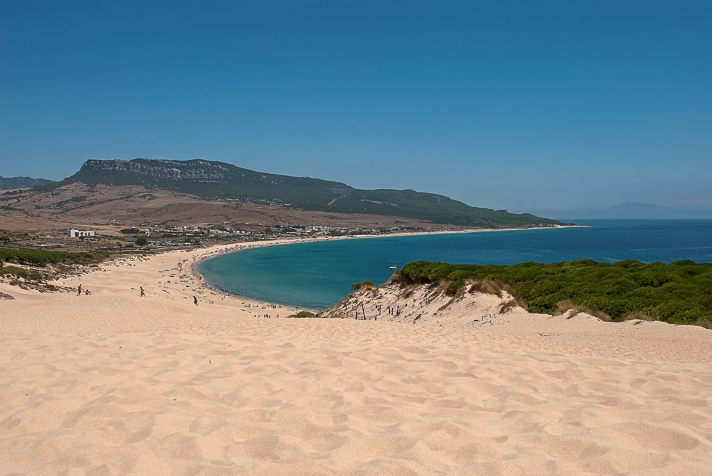 Playa de Bolonia, Cádiz, Andalucía
