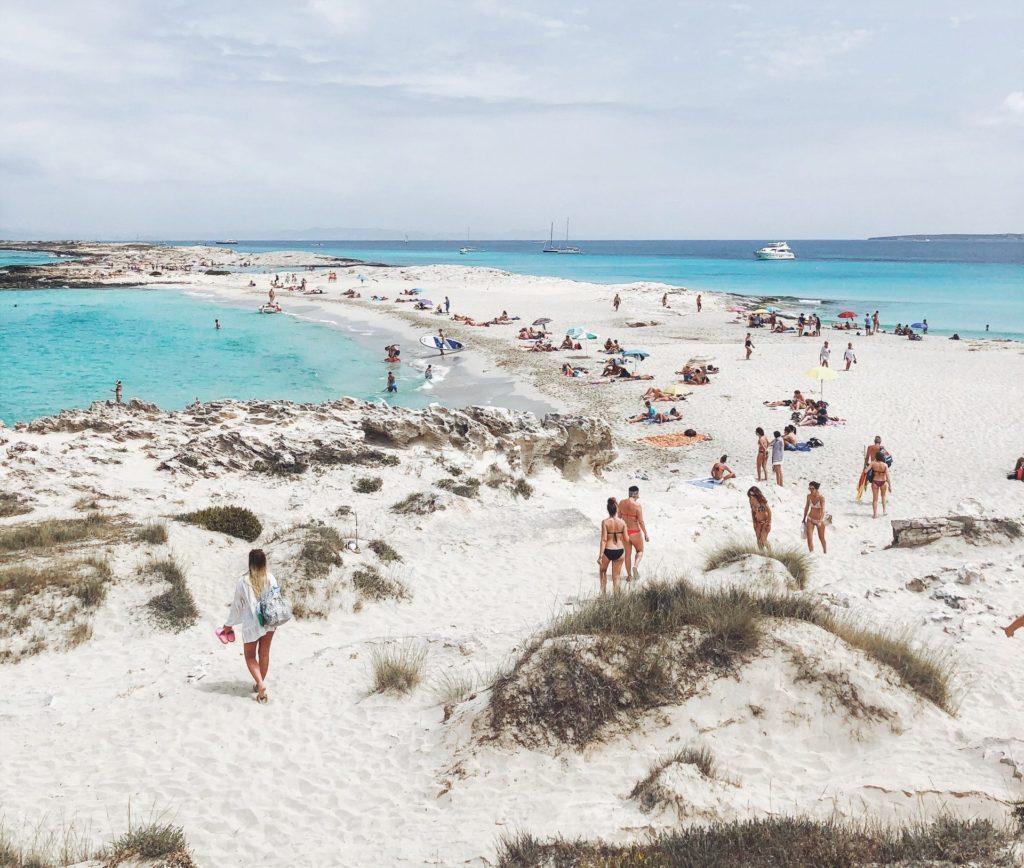 ses illetes, formentera, las mejores playas de españa