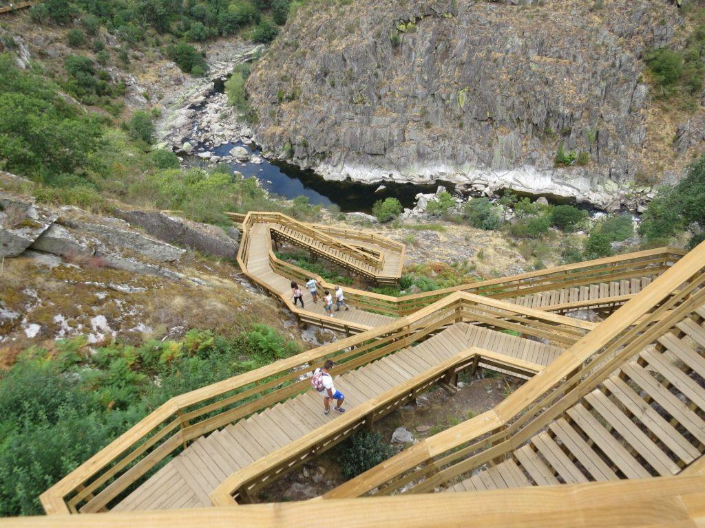 Passadiços do Paiva, Portugal