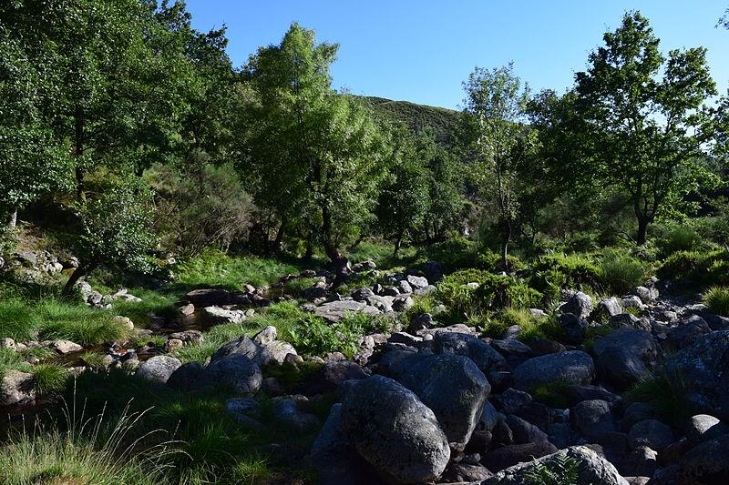 Parque Natural do Alvão, Portugal