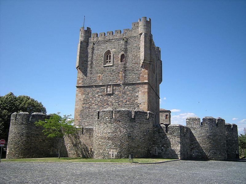 Castelo de Bragança, Portugal - que ver en el norte de Portugal