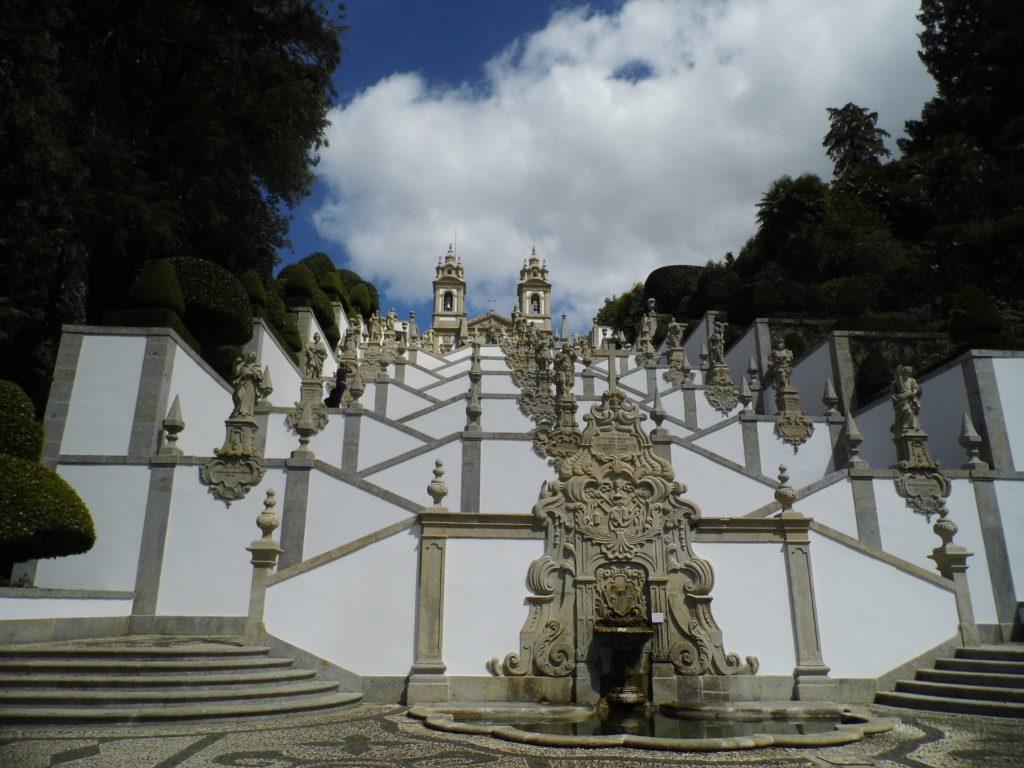 Braga - Sanctuário Bom Jesus do Monte, Portugal