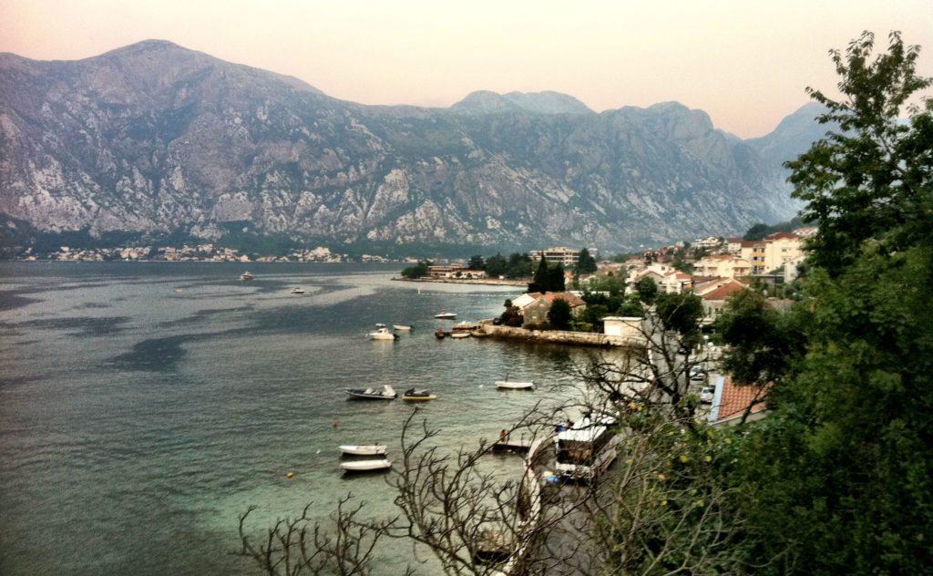 Stoliv, Montenegro, que ver en las bocas de Kotor