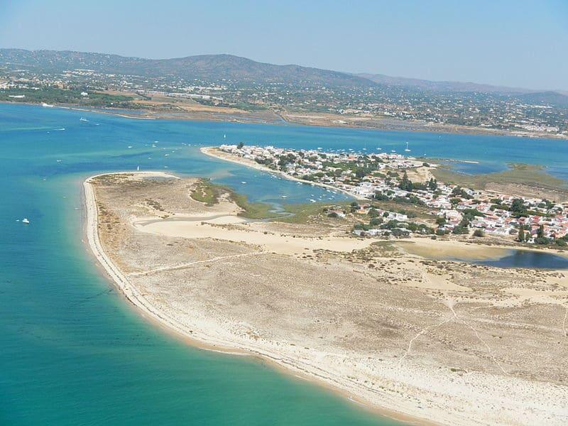 Isla de Armona, Portugal; las islas más bonitas de Portugal, Algarve
