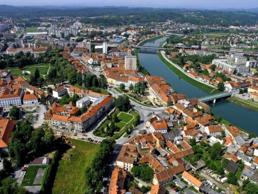 Karlovac, Las ciudades más bonitas para visitar en Croacia
