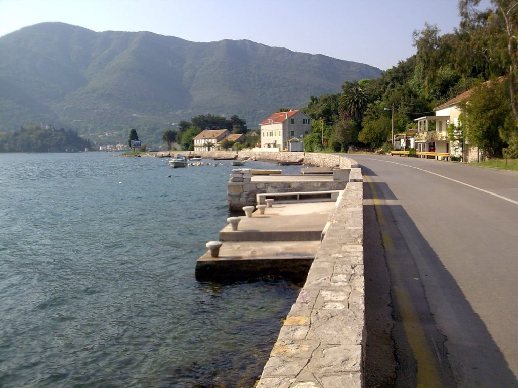 lastva, montenegro, las bocas de Kotor