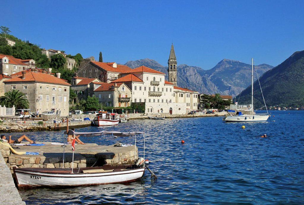 Perast-montenegro- que ver en la bahia de kotor