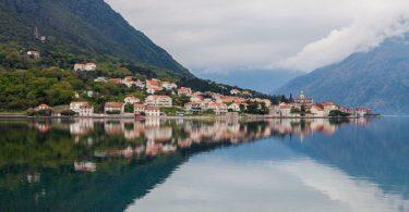 Prčanj - Bahía de Kotor, Montenegro