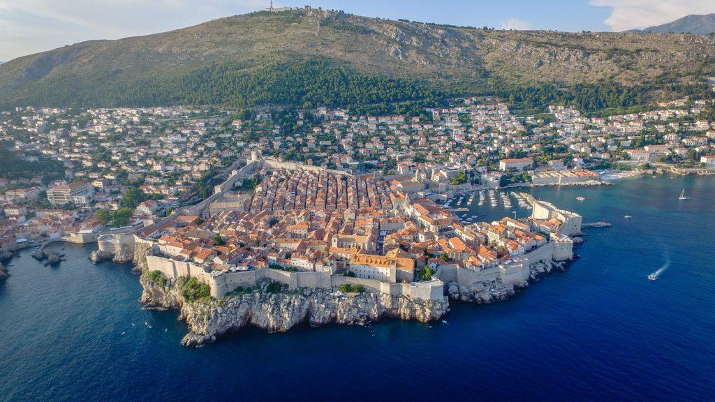 Dubrovnik - las ciudades más bonitas para visitar en Croacia