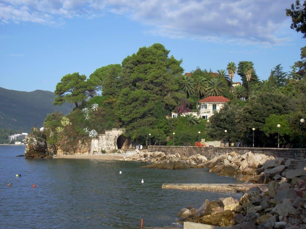 Herceg Novi, la Bahía de Kotor, Montenegro
