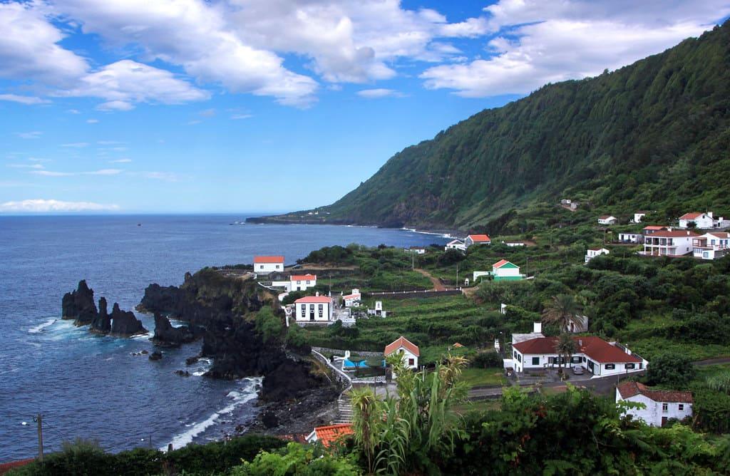 Isla São Jorge, Azores, Portugal