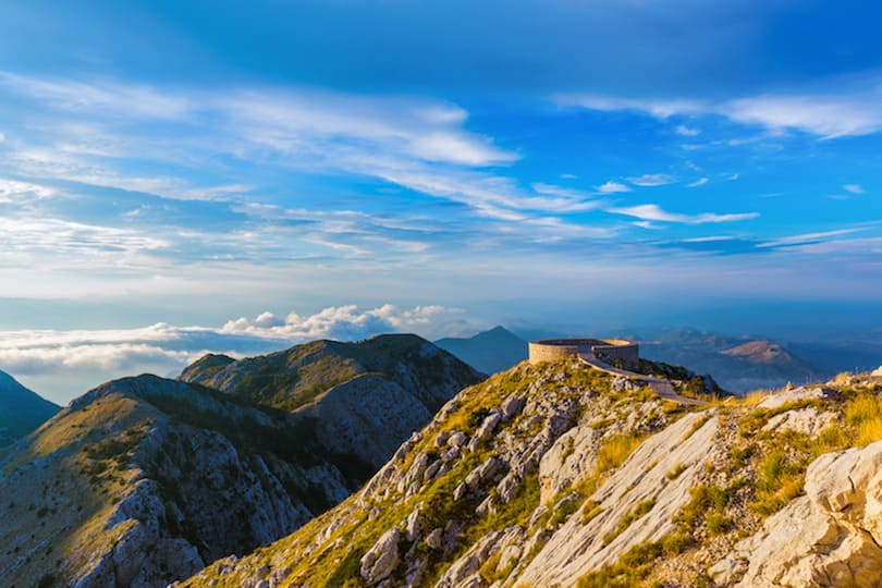 Parque Nacional Lovcen, Montenegro