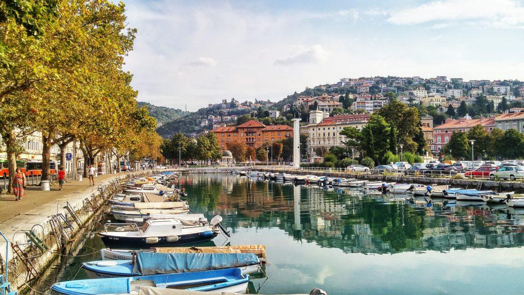 Rijeka, Croacia, Las ciudades más bonitas para visitar en Croacia