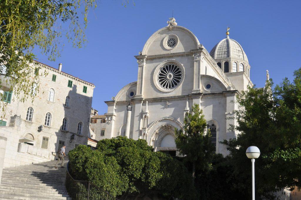 Sibenik, Croacia, Las ciudades más bonitas para visitar en Croacia