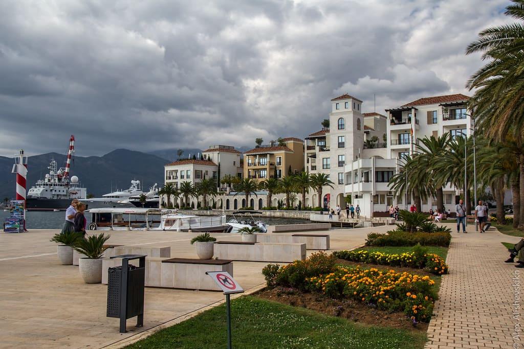 tivat, montenegro - los mejores sitios que ver en la bahía de kotor