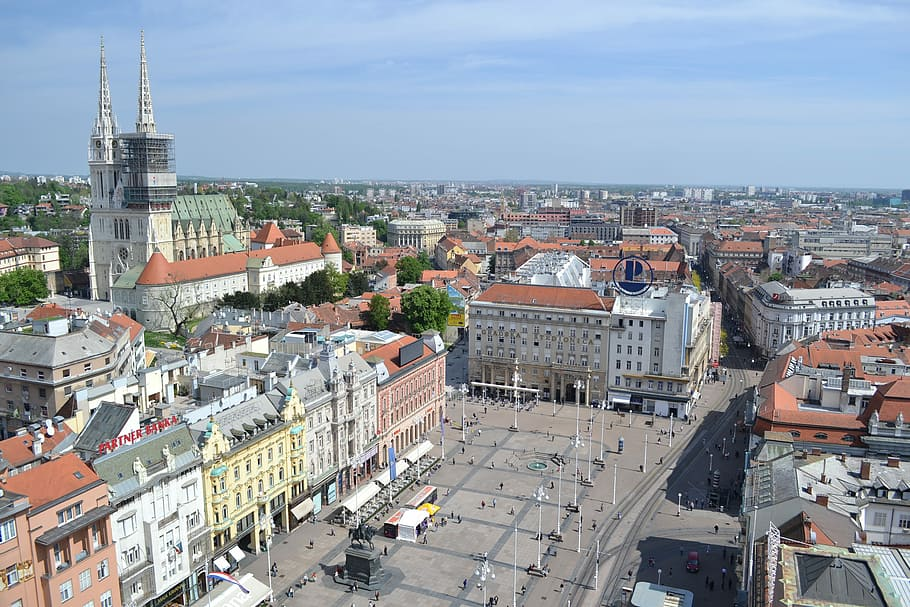 Zagreb, Croacia - Las ciudades más bonitas para visitar en Croacia