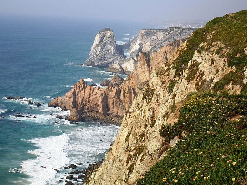 Parque Natural de Sintra-Cascais; Cabo da Roca; los mejores parques naturales de Portugal