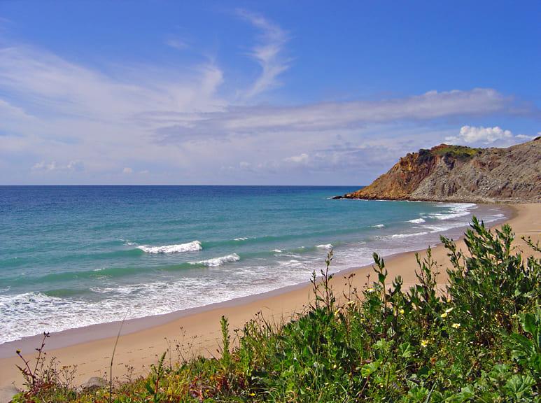 Parque Natural Sudoeste Alentejano e Costa Vicentina; parques naturales más bonitos de portugal